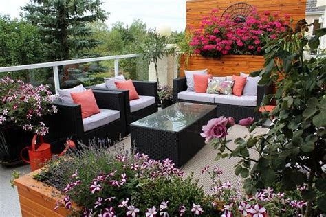 Tips Start Balcony Flower Garden