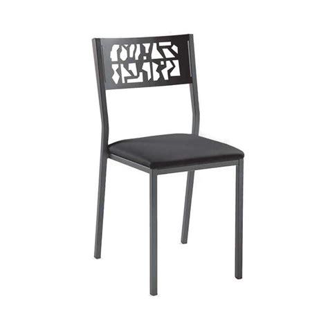 chaise de cuisine moderne chaise de cuisine moderne en métal style industriel
