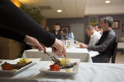 restaurant d application 201 tablissements de formation victorine magne