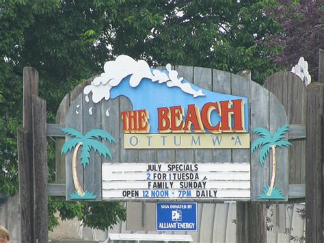Ottumwa, Iowa: The Beach Ottumwa photo, picture, image
