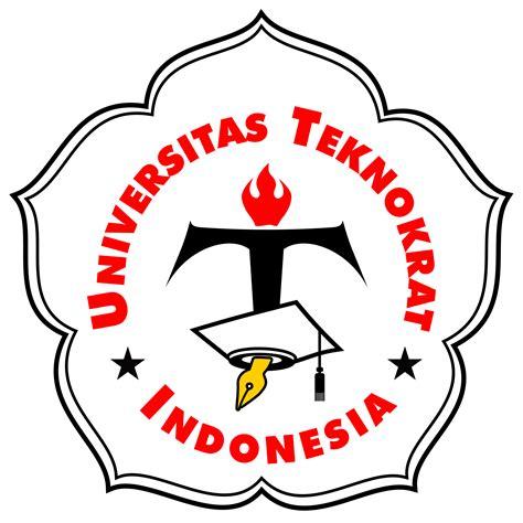 logo universitas teknokrat indonesia terbaru kado wisudaku