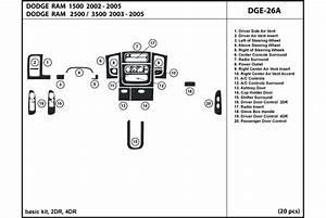 Dl Auto U00ae Dodge Ram 2002