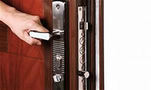 Ouvrir une porte blindee sans destruction par un expert for Ouvrir porte blindée