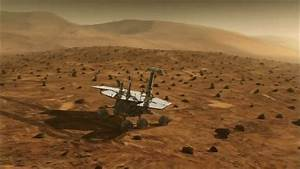 NASA's Spirit Rover Completes Mission on Mars [720p] - YouTube