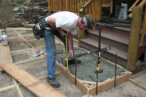 c 243 mo hacer un patio de cemento a la medida constru gu 237 a