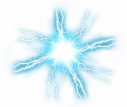 Lightning Transparent Effect Chidori Dark Background Cloud