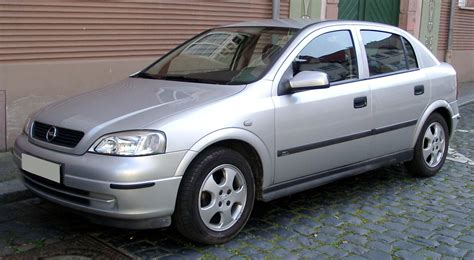 Opel Astra 1 6 by Opel Astra 1 6 1998 Auto Images And Specification