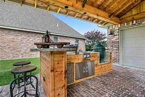 New, Orleans, Outdoor, Kitchens, Contractor