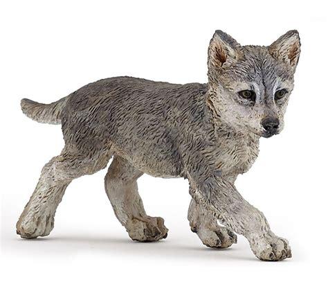 miniatyrfigur ulveunge sprell veldig fine leker og