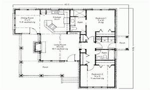 Bedroom house floor plan five bedroom ranch home house for Bedroom floor plans house