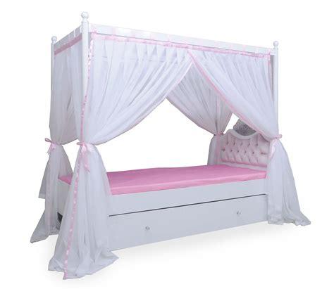 Anastasia Himmelbett Kinderbett Himmel Mädchen Bett