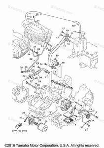 Yamaha Motorcycle 2007 Oem Parts Diagram For Oil Pump