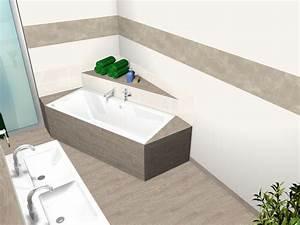 Badezimmer Ohne Fliesen : fliesen und badezimmer planung im neubau ~ Markanthonyermac.com Haus und Dekorationen