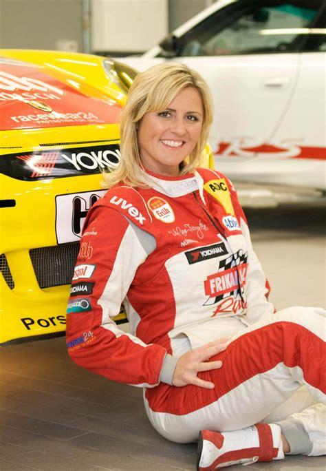Rest in peace you wonderful. Sabine Schmitz   Female race car driver, Women drivers ...