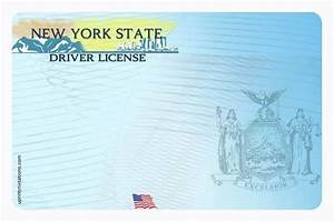 Drivers License Template Driver In 2019