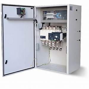 125a Ats Control Panel  U0026 Fire Fighting Pump Control Panel
