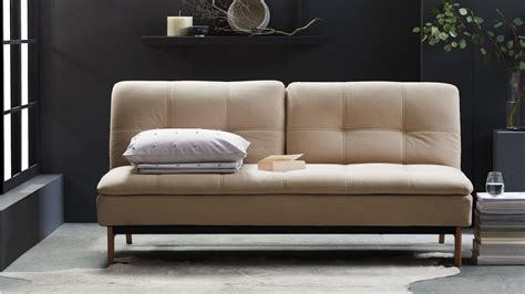 Click Clack by Deniz Click Clack Fabric Sofabed Domayne