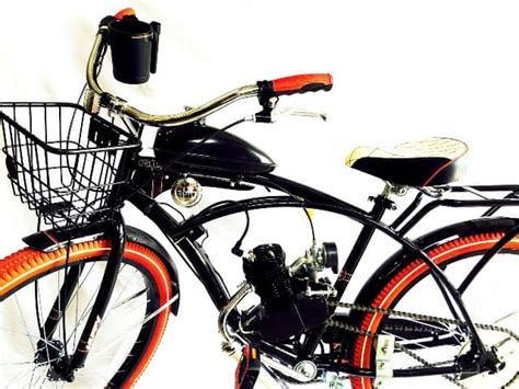 The Spin Motorized Bike Kit  Bicycle Motor Works