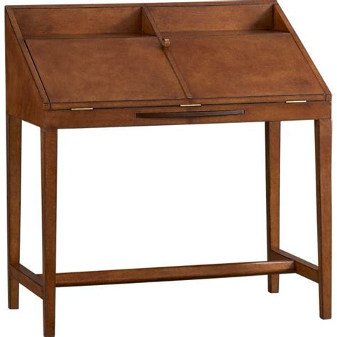 crate and barrel secretary desk emerson secretary crate and barrel