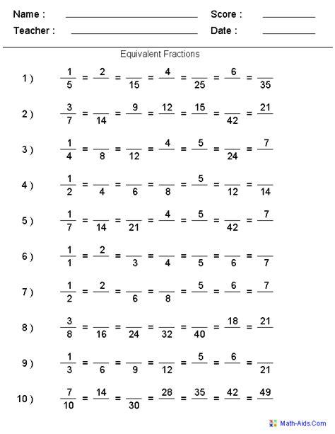 fraction worksheet review fraction worksheet