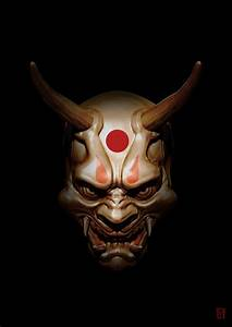 Oni Mask Wallpaper (61+ images)