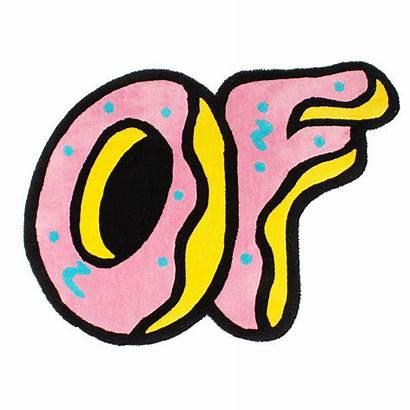 Odd Future Donut Rug Golf Donuts Clothing