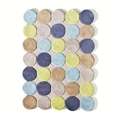 La Redoute Tapis Enfant Tapis Enfant Coton Tuft 233 Pois Multicolores Nikka La Redoute Interieurs Chambre Bebe Garcon
