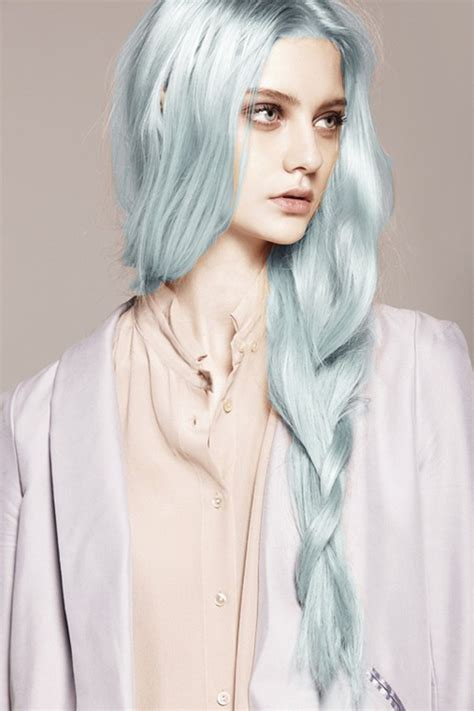 1000 Images About Hair Color Blu And Green On Pinterest