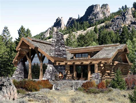 Amazing Log Homes  Home Design, Garden & Architecture