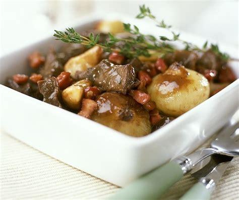 recette cuisine de grand mere bœuf bourguignon recette facile de grand mère