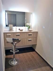 Meuble De Maquillage : meuble maquillage ~ Teatrodelosmanantiales.com Idées de Décoration