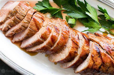 cajun cuisine grilled pork tenderloin with orange marmalade glaze recipe