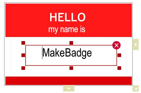 hello my name is template free hello my name is nametag template of 2014 makebadge