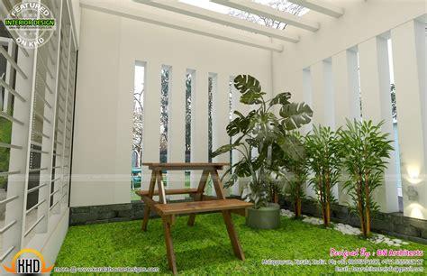 house elevation floor plan  interiors kerala home design  floor plans