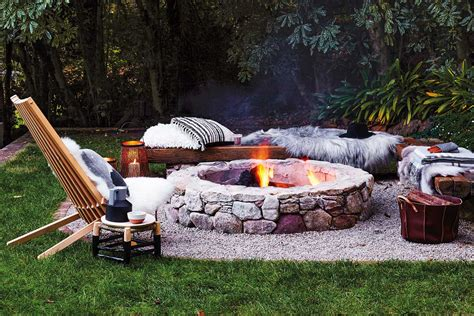 fire pit home