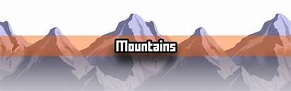 Mountains Pixel Tutorial Pixelart