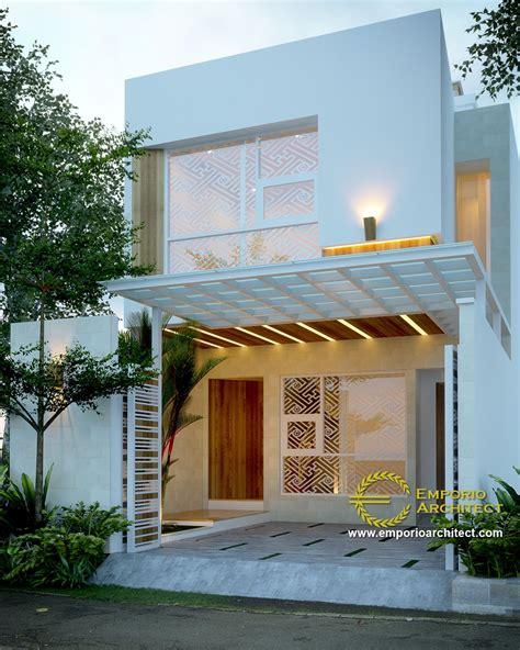 desain rumah minimalis modern kaca informasi desain