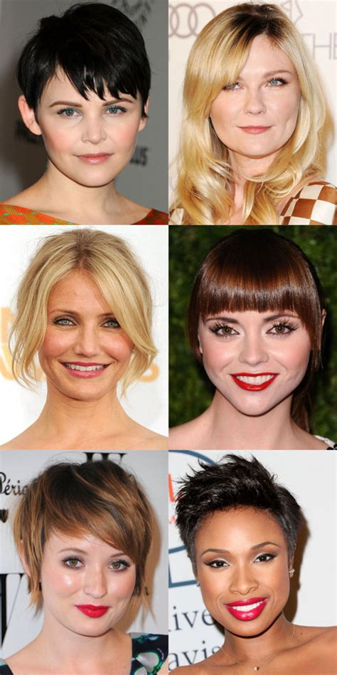 The Best (and Worst) Bangs for Round Face Shapes