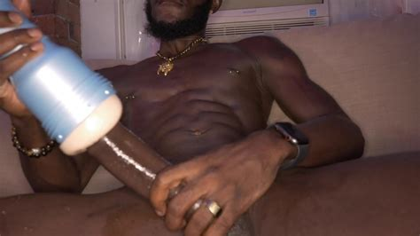 Uncut Hung Stud Jamaican Boi That Was A Good Load Gay