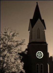 Little Church Of Satan | Flickr - Photo Sharing!