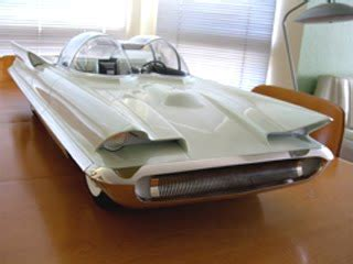 futurarob gm fisher body craftsman guild car model restored