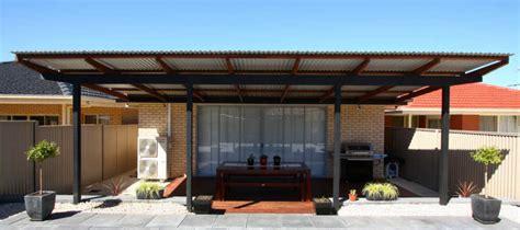 flat roof pergolas softwoods