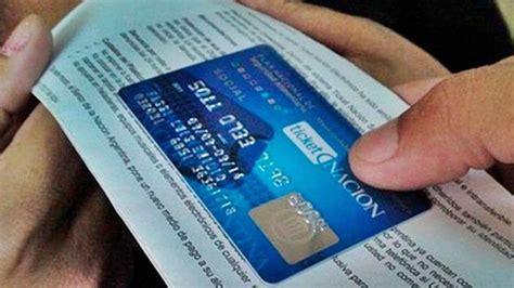 Cobro de la tarjeta alimentar. ANSES- Programa ALIMENTAR: tras recibir la tarjeta, ¿cuándo podré utilizarla? - Diario La ...