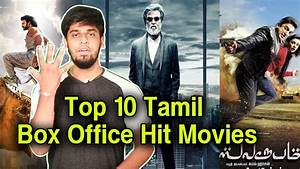 Top 10 Tamil Box Office Hit Movies | Mersal Ranking ...