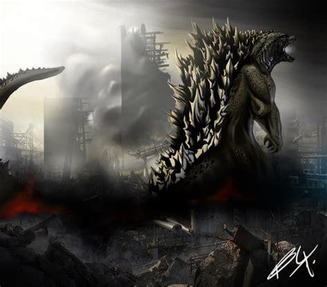 Godzilla 2014 By Birmelini On Deviantart