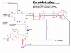 Electronic Ignition Circuit Diagram  U2013 The Wiring Diagram  U2013 Readingrat Net