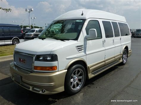 New 2014 Gmc Conversion Van Southern Comfort 7 Passenger