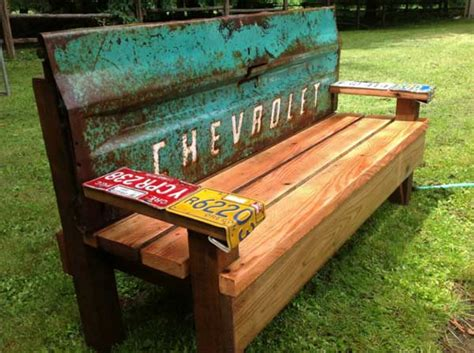 Metal Tool Box Dresser by 35 Popular Diy Garden Benches You Can Build It Yourself