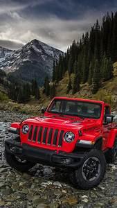 Wallpaper Jeep Wrangler Rubicon, 2018, Automotive, #11393