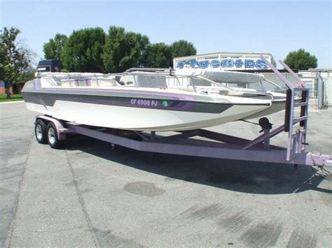 Eliminator Fun Deck Boats For Sale by Eliminator Fundeck 24 1993 For Sale For 18 000 Boats